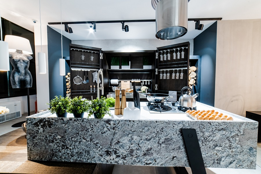 Eveniment Delta Studio #weareluxury -bucatarie Gamadecor Porcelanosa Kitchens (2)